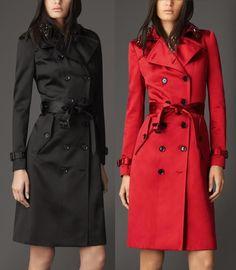 "Heavy Beaded Women coat ""Elegant Essence"" Slim Long Trench Coat"