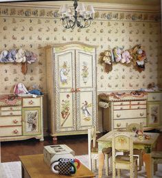 Spectacular Beatrix Potter Themed Nursery