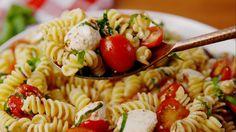 Caprese Pasta Salad  - Delish.com