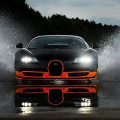 Bugatti Veyron Super Sport: 431 km/h-Top 10 Fastest Cars In The World