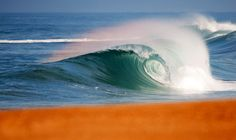 Ericeira - PORTUGAL. One of the best surf spots in Europe. Atlantic waves 365 days per year.