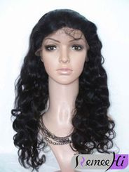 Indian Remi Human Hair Lace wigs - FULL Lace Wig Body Wave hot Price: $129.00 SKU: QDY Brand: Remeehi