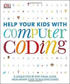 Help Your Kids with Computer Coding by DK Publishing #CodeNewbie http://www.amazon.com/dp/146541956X/ref=cm_sw_r_pi_dp_23vlub03CYKER