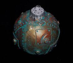 steampunk-art-christmas-ball