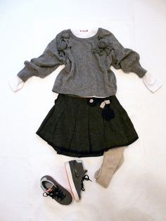 ELIANE ET LENA SKIRT on www.fiammisday.com  outfit for kids