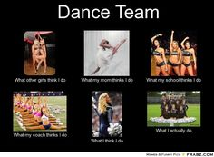 perfect explanation, I miss my dancing days