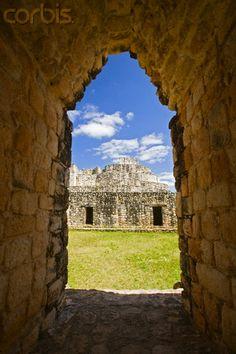 Ek' Balam, Yucatan Peninsula, Mexico