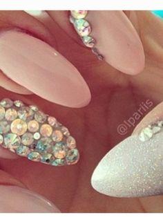 @stilettosuicide stiletto nails