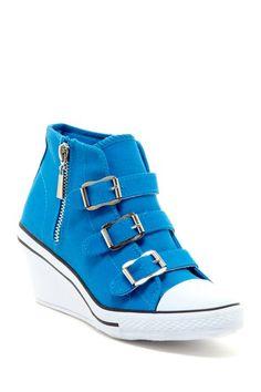 Aliza Wedge Sneaker by Bucco on @HauteLook