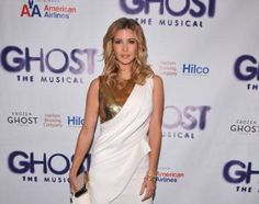 Ivanka Trump dons toga for Ghost the Musical!