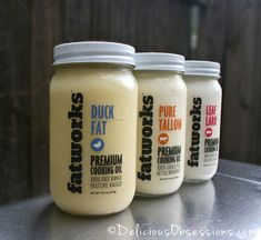 This Fatworks Grass-Fed and Pastured Fat Review shares information on how to use their grass-fed and pastured fats, as well as how they are produced.