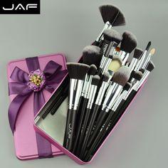 DHL Free 24 pcs Professional Makeup Brushes Valentine's Day Gift Birthday Gifts - Pandora Fashion