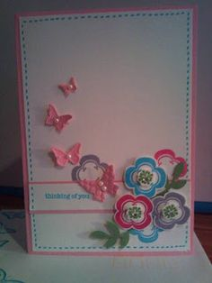 madison avenue stamp set from stampin up