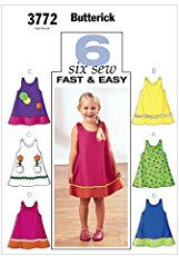 FREE Baby and Toddler Sewing Pattern: Grow-With-Me-Bubble Dress | The DIY Mommy