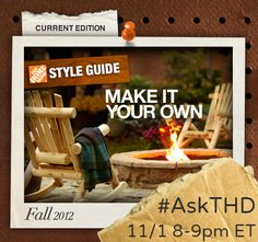 Twitter Event: Join us for The Home Depot Q & A