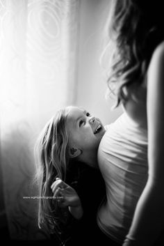 Wow. This pregnancy pic with her little daughter is full of joy! Lifestyle Maternity Session | EGM Photography | Central PA Maternity Photographer - at home maternity session, maternity with sibling