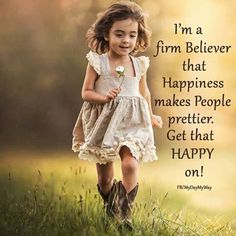 Good morning quotes - Happiness makes people prettier Good Day Quotes, Good Morning Quotes, Cute Quotes, Happy Quotes, Positive Quotes, Funny Quotes, Good Morning Happy Weekend, Wisdom Quotes, Words Quotes