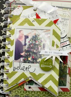 25 Days...believe #heidiswapp #believe #christmas