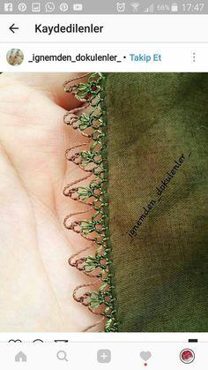 Towel Edge Patter Pattern Adorable Needle Lace Hair World Bebek Odası Filet Crochet, Crochet Lace, Crochet Stitches, Embroidery Stitches, Crochet Flowers, Beaded Embroidery, Hand Embroidery, Beauty Hacks That Work, Crochet Unique