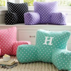 $40-50 Dottie Lounge Around Pillow Cover | PBteen (pillow not included)