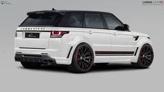 2014 Range Rover Sport CLR RS by Lumma Design photos