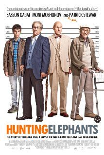 Hunting Elephants (2013, Israel) - directed by Reshef Levi   *