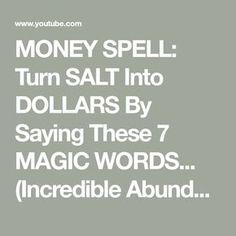 Powerful Money Spells, Money Spells That Work, Spells That Really Work, Love Spell That Work, Real Magic Spells, Real Love Spells, Witchcraft Spell Books, Wiccan Spell Book, Magick Book