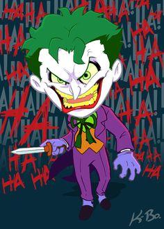 The Evolution of the Joker - http://www.entertainmentbuddha.com/the-evolution-of-the-joker/