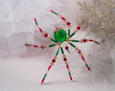 39 best Christmas spider images on Pinterest | Christmas spider ...
