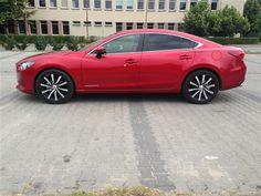 """Zdjęcie felg AEZ Reef w rozmiarze 19"""" dla Mazda 6. Felgi.pl. Właśnie takie felgi planuję na zimę, ale w rozmiarze 17""""..."""
