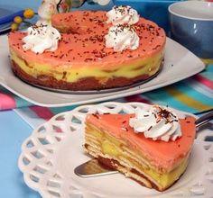 Portuguese Desserts, Portuguese Recipes, Portuguese Food, Cheesecakes, Chocolate, International Recipes, Mousse, Doughnuts, Yummy Treats