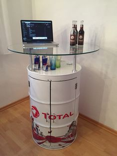 Bartisch Bar Table DIY