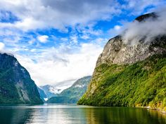 fjord : Full HD Pictures 2048x1536
