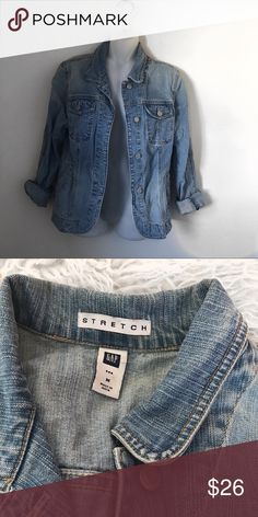 668ecca32cf3e Gap jean jack Gap jean jacket in good condition. GAP Jackets   Coats Jean  Jackets. More information