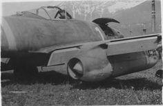 Me-262 white 1
