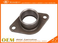 www.chinametalmanufacturer.com                 metal fabarication,metal stamping supplier Material:Aluminium, steel, stainless steel, copper, etc•Surface treatment:Galvanized, phosphating, sandblasting, electrophoresis, spraying, paint spraying, etc•processing range: 0.5 mm to 20 mm thick•The Biggest molding size:1200*1200mm•The largest bending size: 4000 mm•The biggest plastic spraying size: 3000 * 1500 mm• E-mail:xingyi@xingyimetal.com