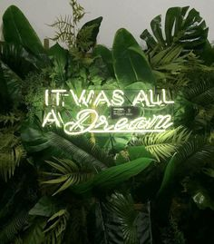 It was all a dream &; Oliver Gal It was all a dream &; Oliver Gal Zane Holt zane_holt Words Sounds Add some light […] room neon light Interior Design Gallery, Salon Interior Design, Salon Design, Oliver Gal, Home Office Rosa, Neon Sign Bedroom, Neon Lights Bedroom, Neon Led, Neon Quotes
