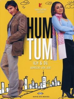 Hum Tum Full Movie Streaming Online in HD-720p Video Quality