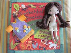 By Hook, By Hand: Gingermelon Pocket Pixie
