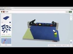 LEGO® Google Australia has announced the release of Build with Chrome (or Build for short), perhaps the simplest online LEGO builder we've seen, and one that works right in your browser - as long as its Chrome.  Read more @http://bit.ly/KQjMZx