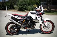 BMW F800GS - How much to transform like this?