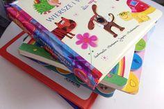 Książeczki dla dzieci, czyli kilka moich propozycji dla najmłodszych