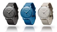 CES 2015: Withings Watches are the New Wearables of the Future
