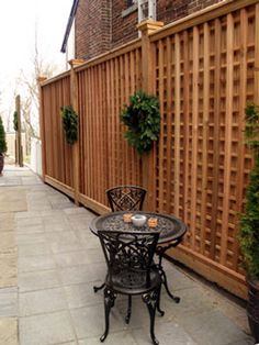 images of beautiful fences | ... beautiful fences and creative trellis many of the wood fences and