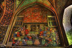 "Chehel Sotoun-literally: ""Forty Columns"",  Isfahan"