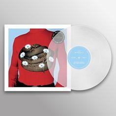 Clear Vinyl LP