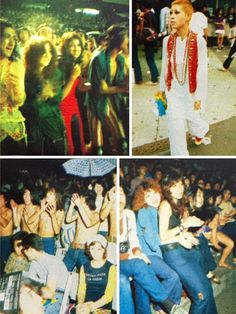 japanese hippies,'70~1971.