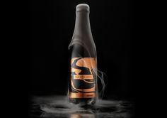 Atomic Coffee Cold Brew — The Dieline - Branding & Packaging Design