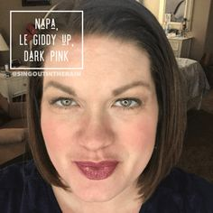 To layer with LipSense lipcolors by SeneGence means to create your own custom lipsense combinations. YOU get to pick the colors and shades to layer for the perfect diy color. So MIX IT UP!! Unlimited number of mixes can be created! For THIS lipcolor layer: Limited Edition Giddy Up, Dark Pink & Napa LipSense #lipsense #mixitup #lipsensemixology #senegence