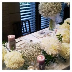 「 アイテムフェア ~flower~ 」の画像|Y's wedding log☆|Ameba (アメーバ)